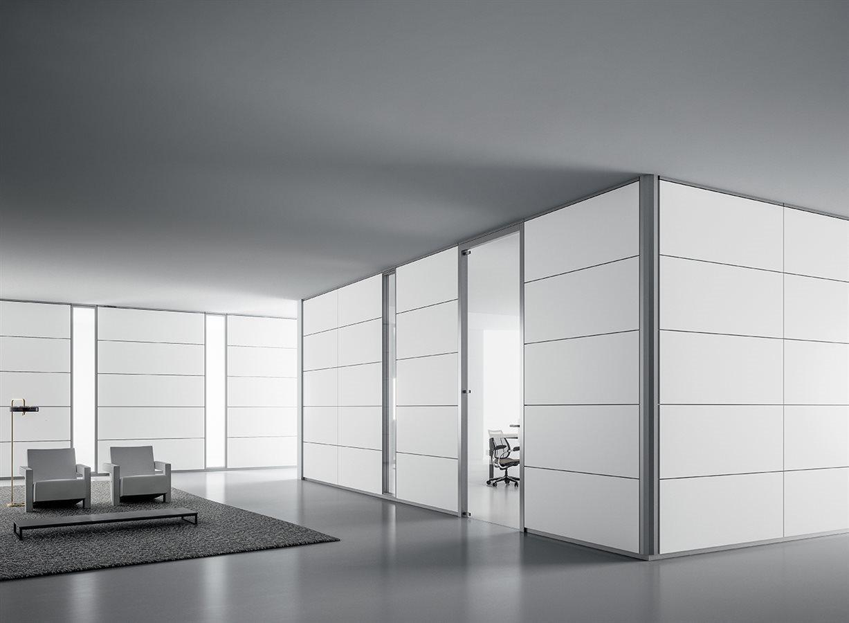 Storage wall - DV605 - Della Valentina Office
